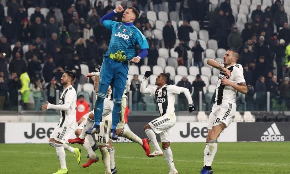 Juventus es campeón de invierno