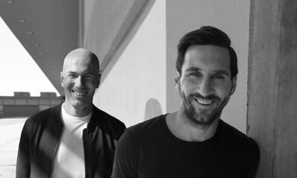 Messi y Zidane fichan por el mismo equipo