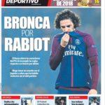 diarios deportivos del 31 de diciembre de 2018