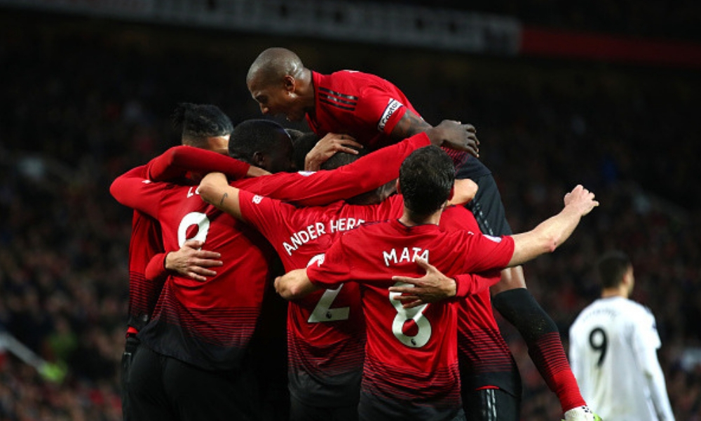 United regresó a la senda del triunfo