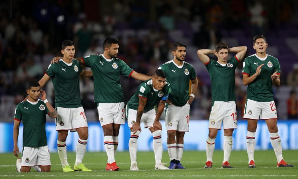 Chivas dio la peor actuación