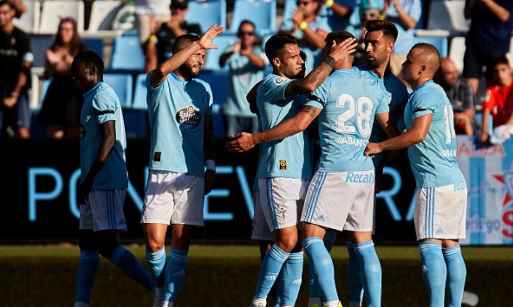 Celta venció al Villarreal