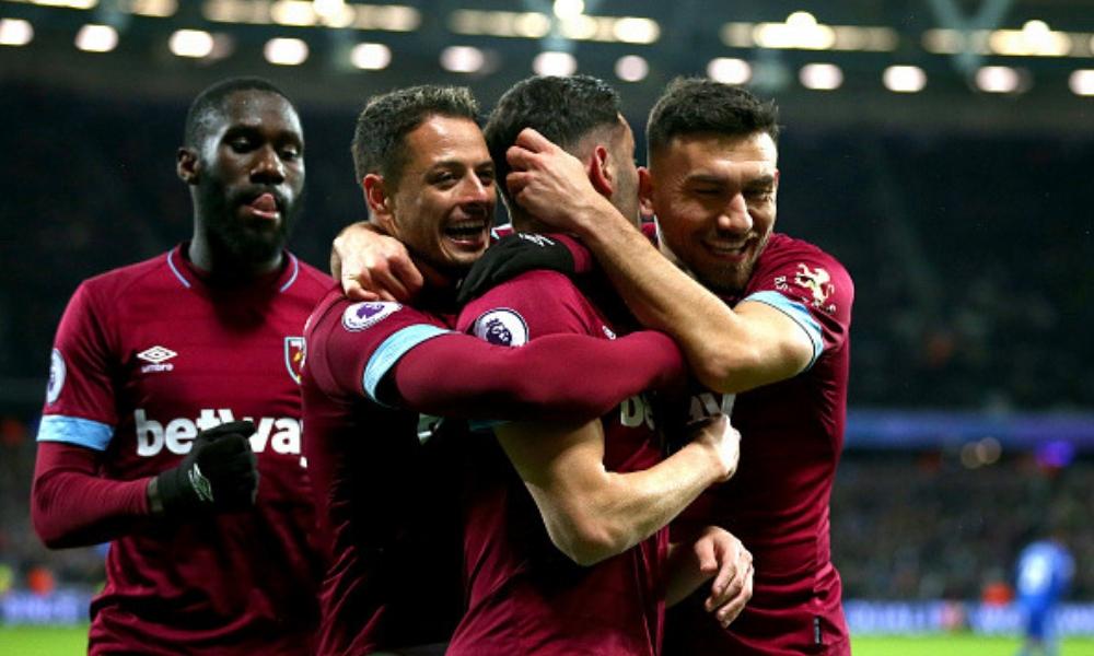 West Ham reaparece en la Premier