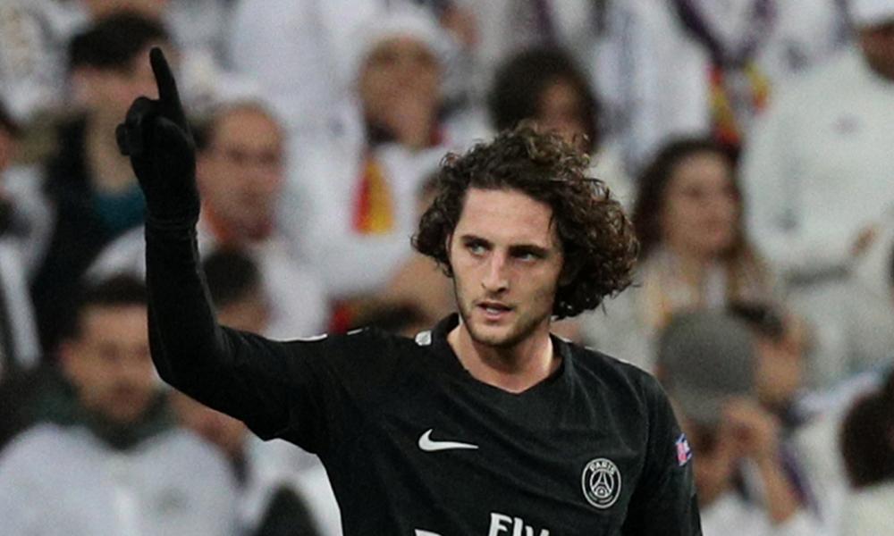 Rabiot podría vestir la elástica del Barça