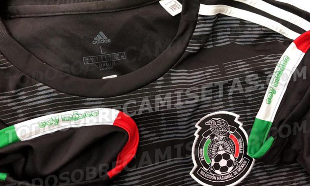 nueva camiseta de la Selección Mexicana