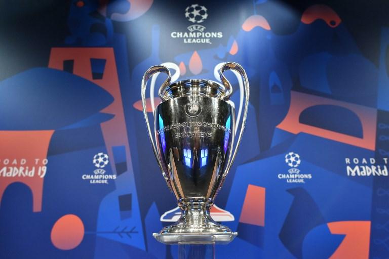 octavos de final de la Champions League