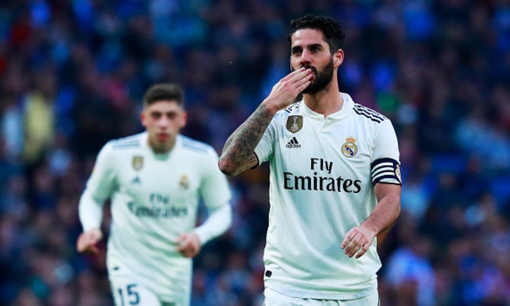 Real Madrid avanzó en la Copa del Rey