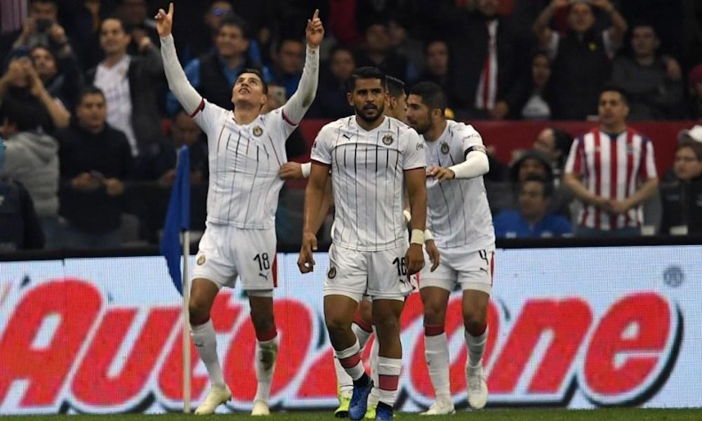 Chivas consiguió su segundo triunfo
