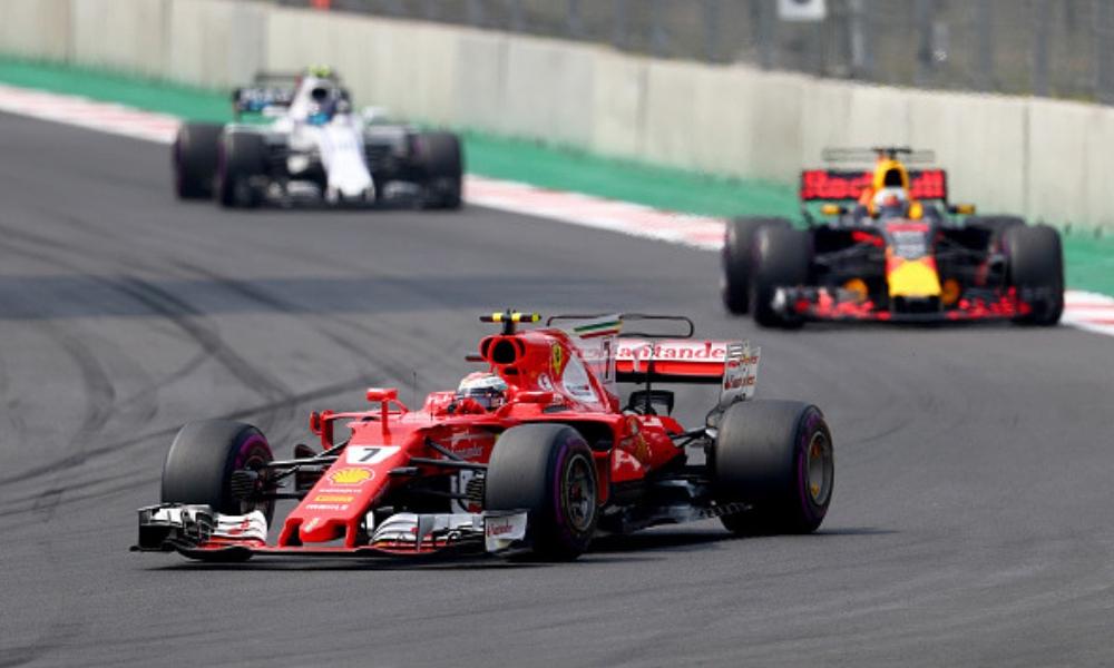 horarios oficialesdel Mundial de la F1