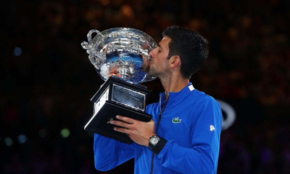 Djokovic ganó el Australian Open