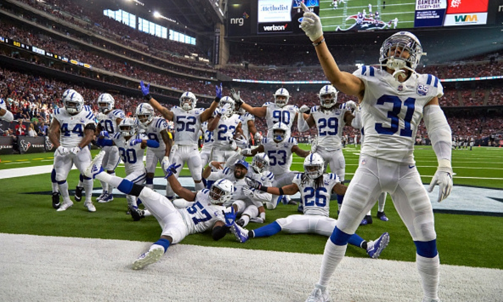 el hombre detrás del éxito de los Colts