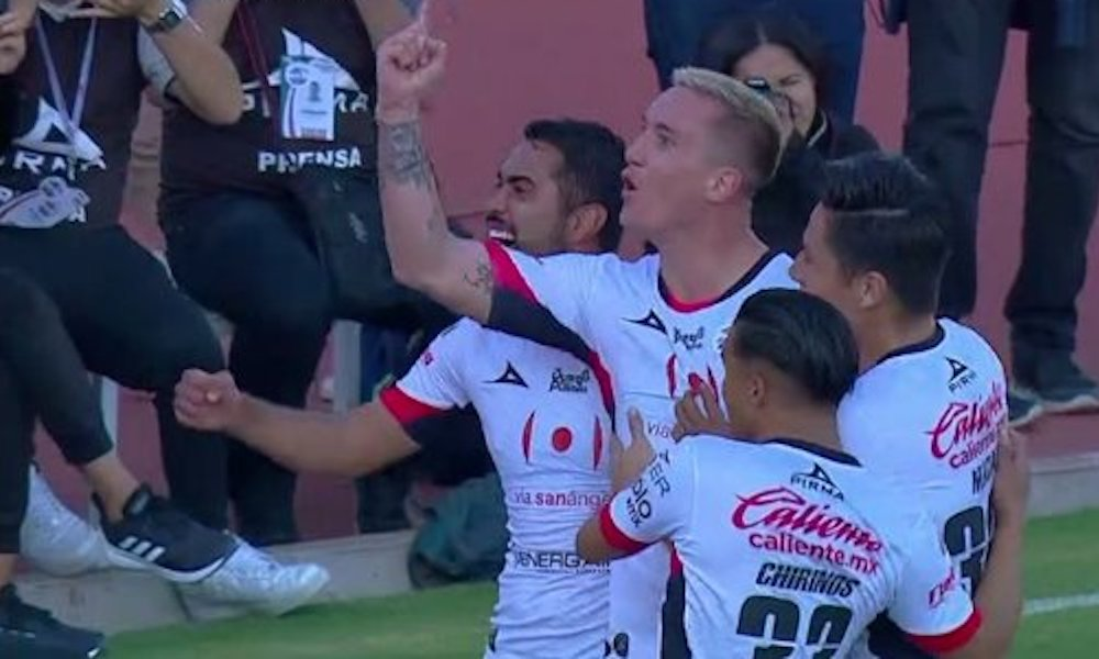 Lobos BUAP dio la sorpresa al vencer a Santos