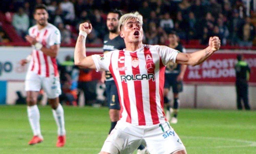 Necaxa debutó en el torneo con victoria