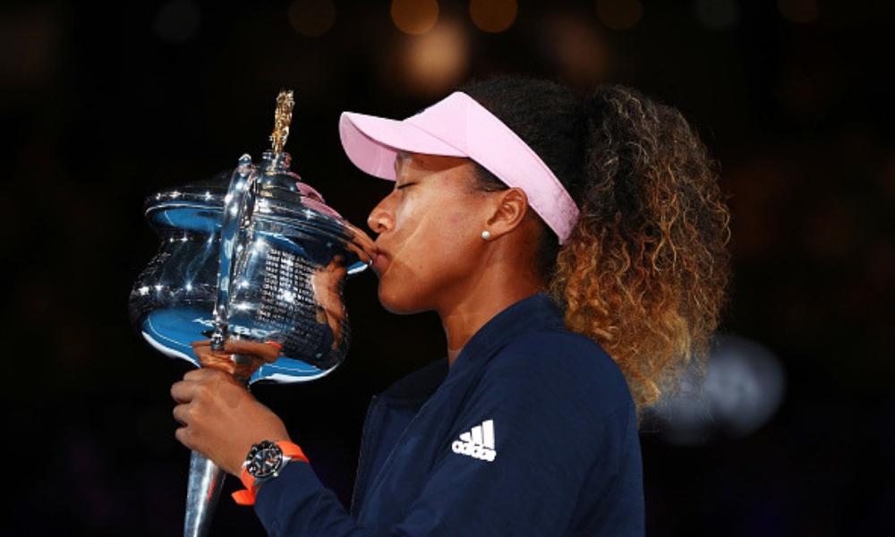 Osaka conquistó el Australian Open
