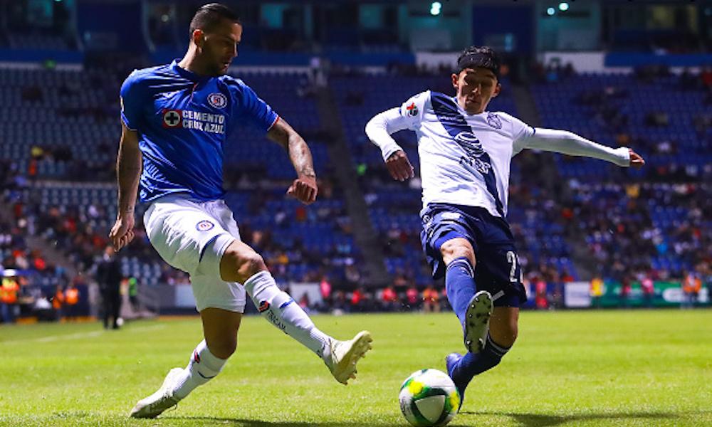 Puebla y Cruz Azul empataron