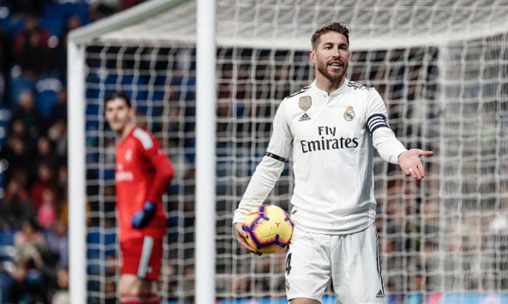Real Sociedad de Héctor Moreno venció al Real Madrid