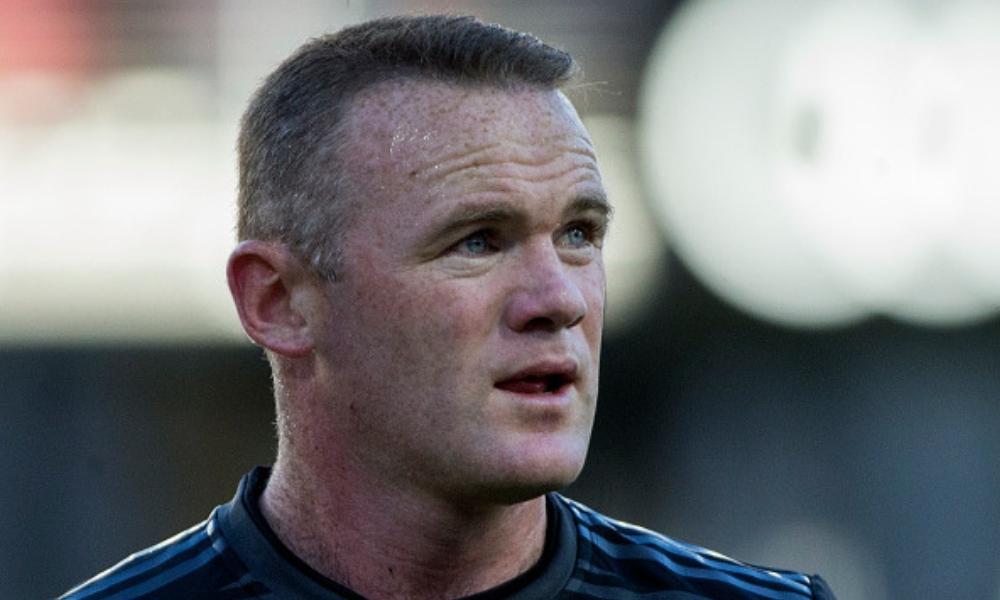 Rooney fue arrestado antes de Navidad