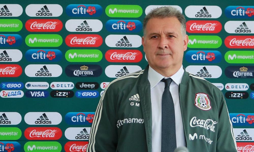 Oficial! Gerardo  Tata  Martino es nuevo entrenador de la Selección ... d54b110d66164