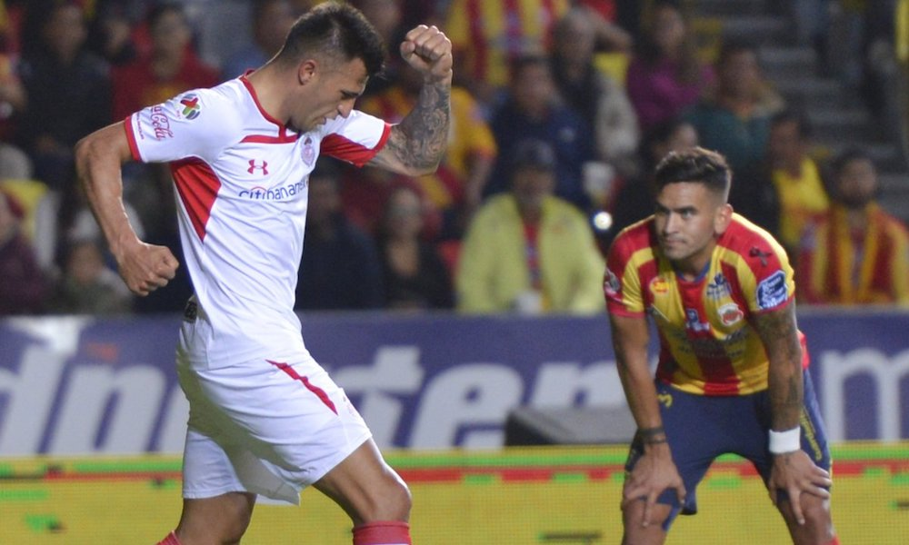 Toluca derrotó a Morelia