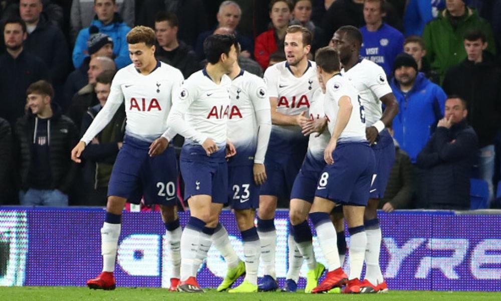 Tottenham comenzó el 2019 con victoria
