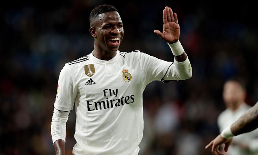 Vinicius, la nueva promesa del Real Madrid