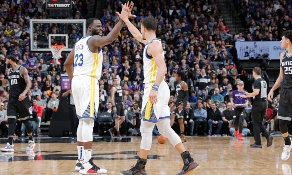 Warriors y Kings establecieron un nuevo récord
