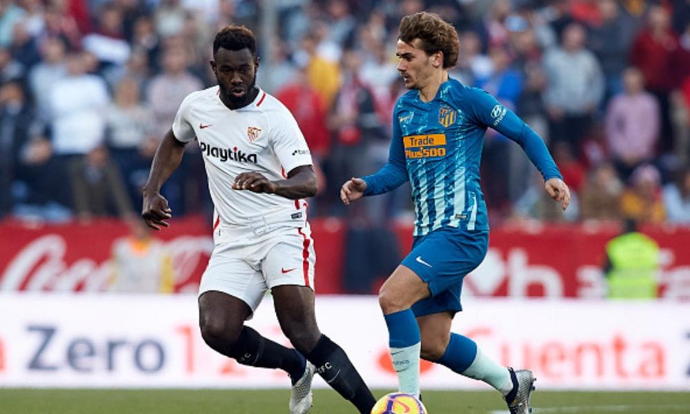 empate agridulce entre Sevilla y Atleti