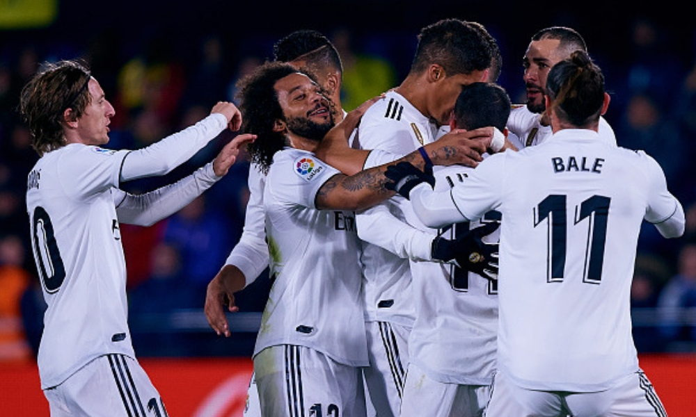 estrella del Real Madrid abandonó el Bernabéu
