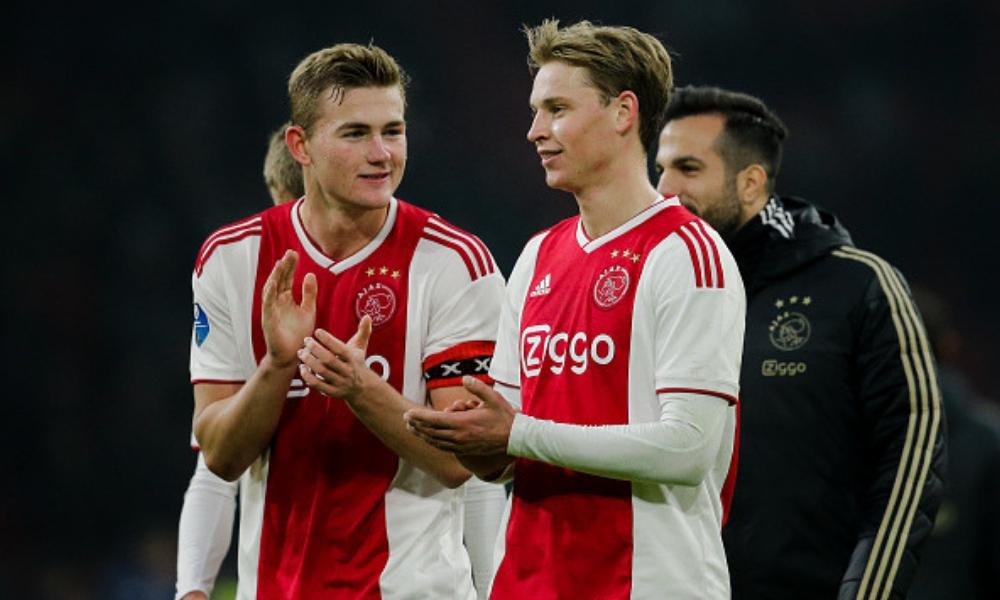 las dos joyas del Ajax