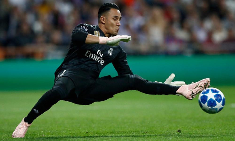 última oportunidad de Keylor con el Real Madrid