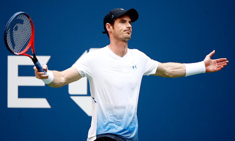 Andy Murray ha recibido atención deficiente