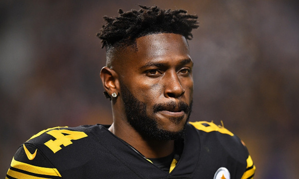 Antonio Brown estaria involucrado en un caso de disputa domestica
