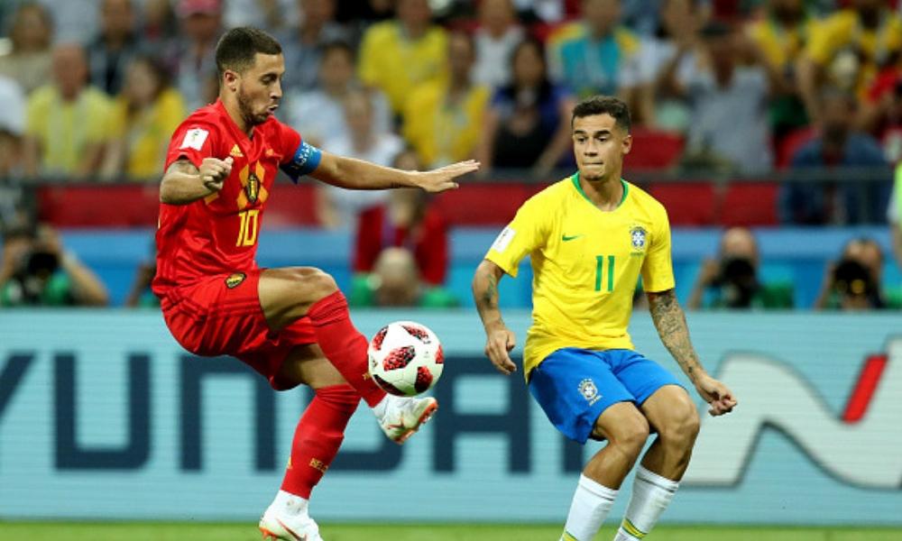 Coutinho podría reemplazar a Hazard