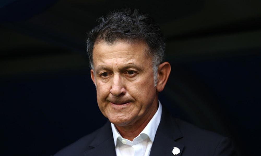 Juan Carlos Osorio renunció como técnico de Paraguay