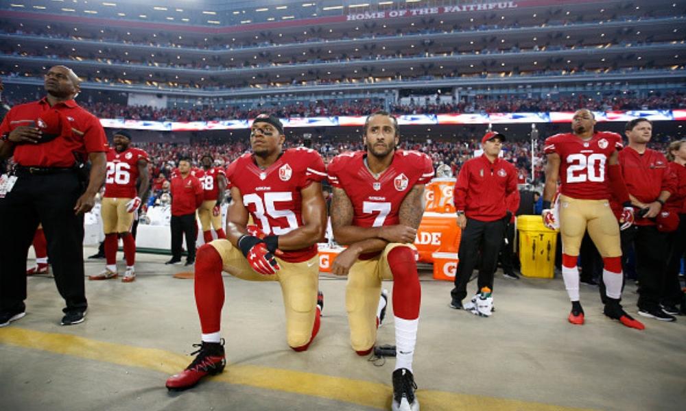 Colin Kaepernick y Eric Reid llegan a un acuerdo con la NFL