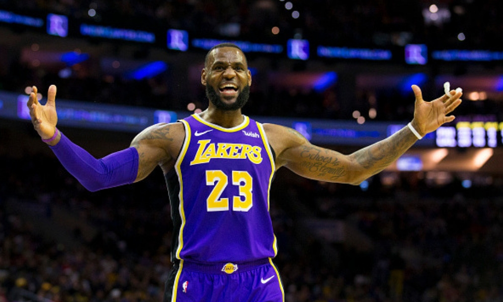 LeBron James sigue haciendo historia