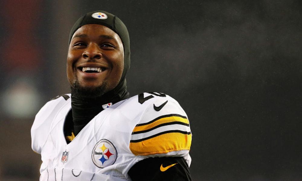 Steelers anuncian salida del receptor Antonio Brown — Futbol Americano