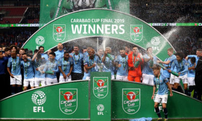 Manchester City es campeón de la Carabao Cup