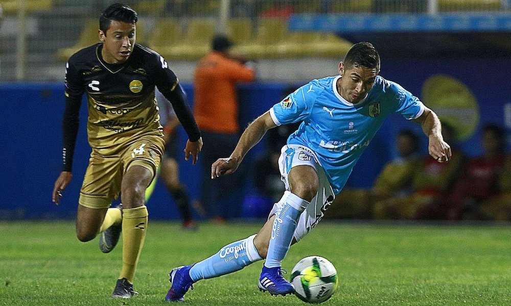 Querétaro se despidió de la Copa MX