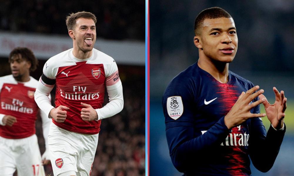 Ramsey ganará más que Mbappé