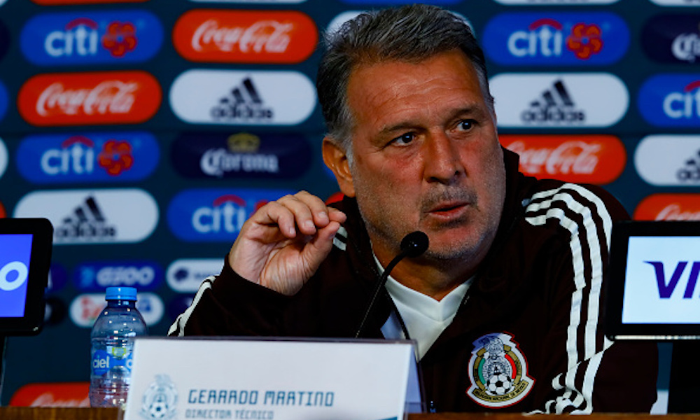 'Tata' Martino calificó la Liga MX