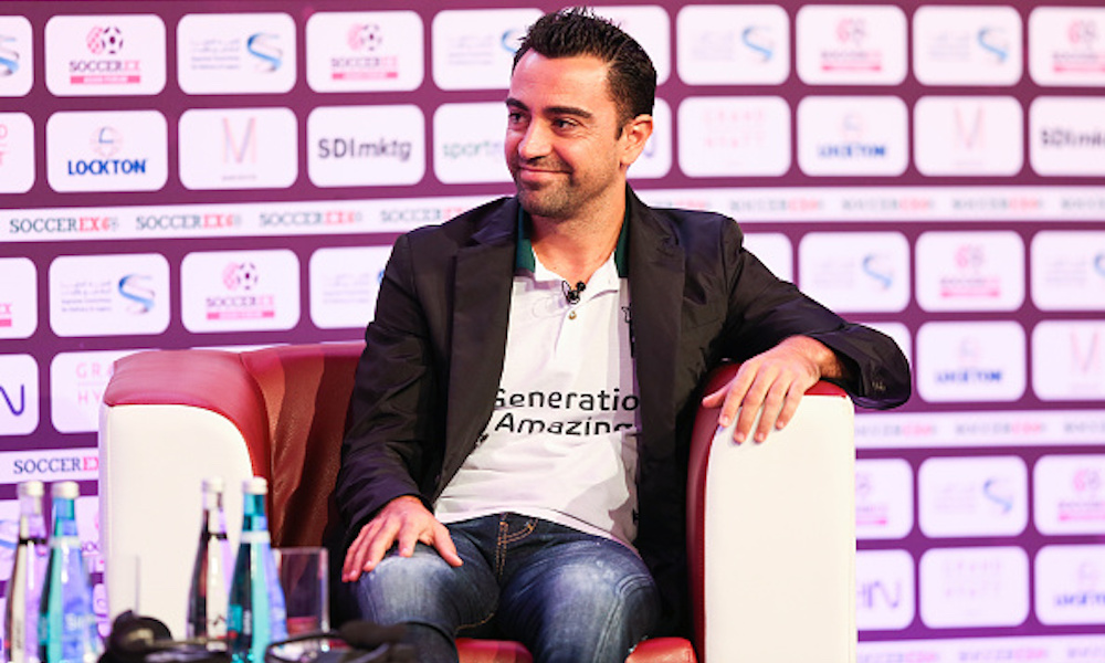 Xavi acertó al ganador de la Copa Asiática