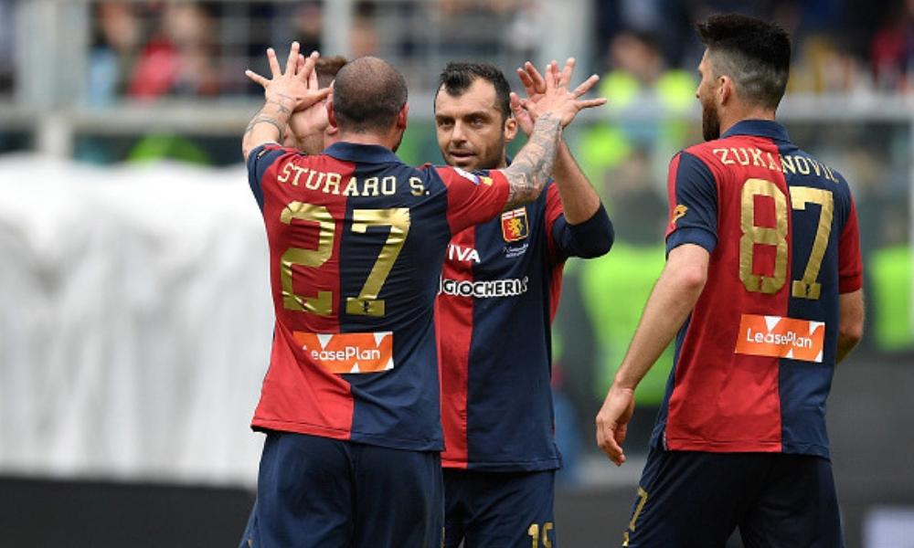 Genoa acabó con el invicto de la Juventus