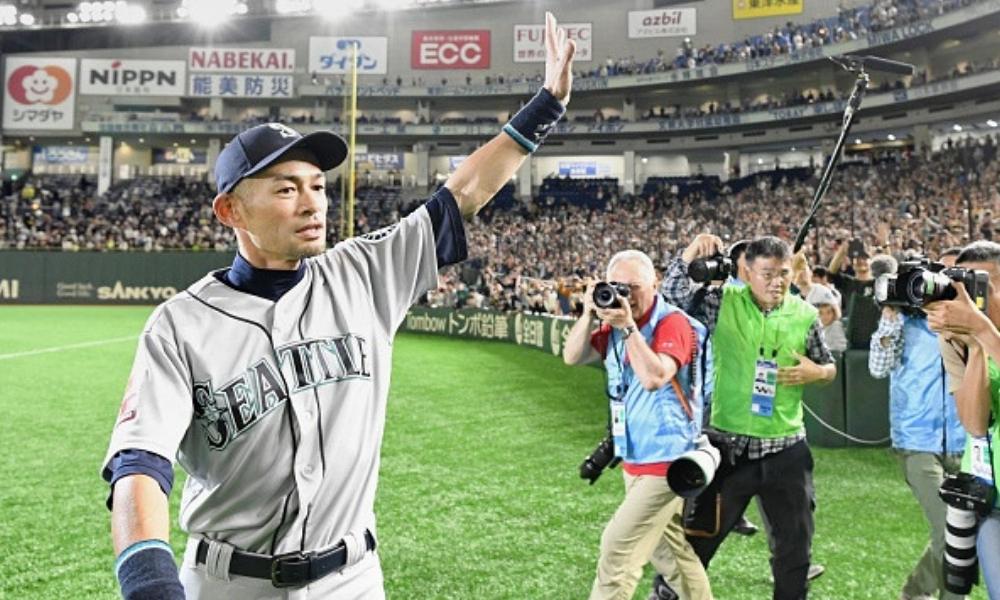 Japonés Ichiro Suzuki se retira del béisbol, se va una leyenda
