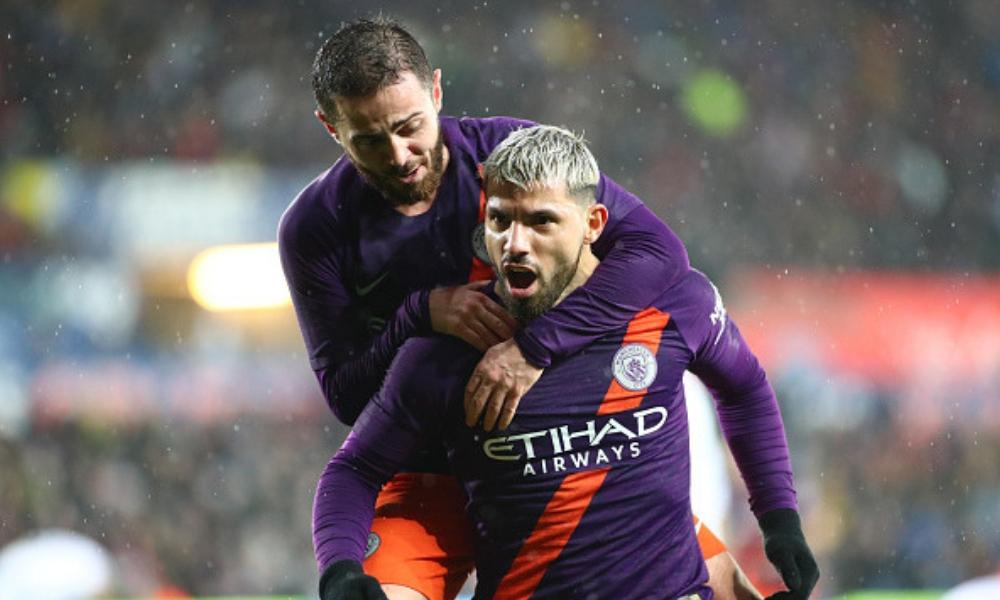 Manchester City avanzó a Semifinales de FA Cup