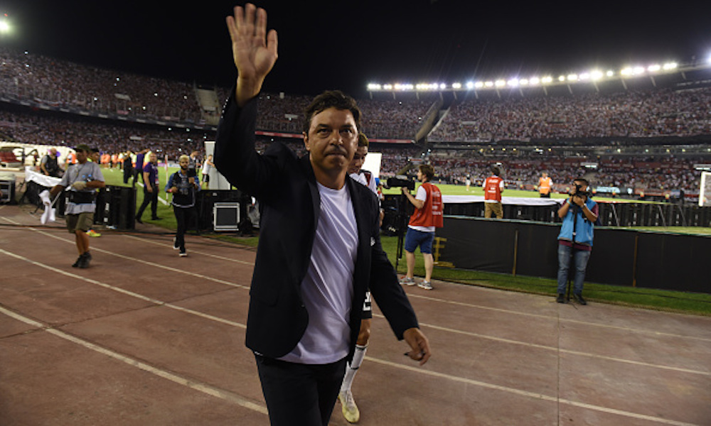 Marcelo Gallardo tendrá una estatua