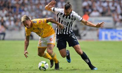 Monterrey empató contra Tigres