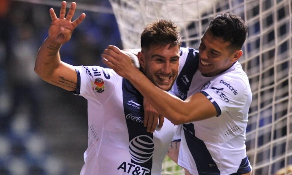 Puebla derrotó a Pumas