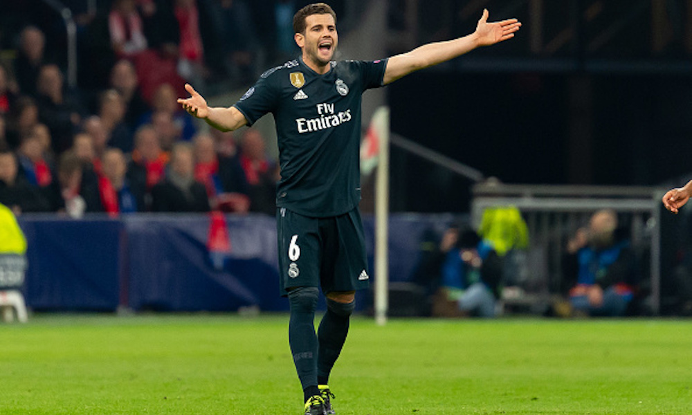 Real Madrid atraviesa un mal momento