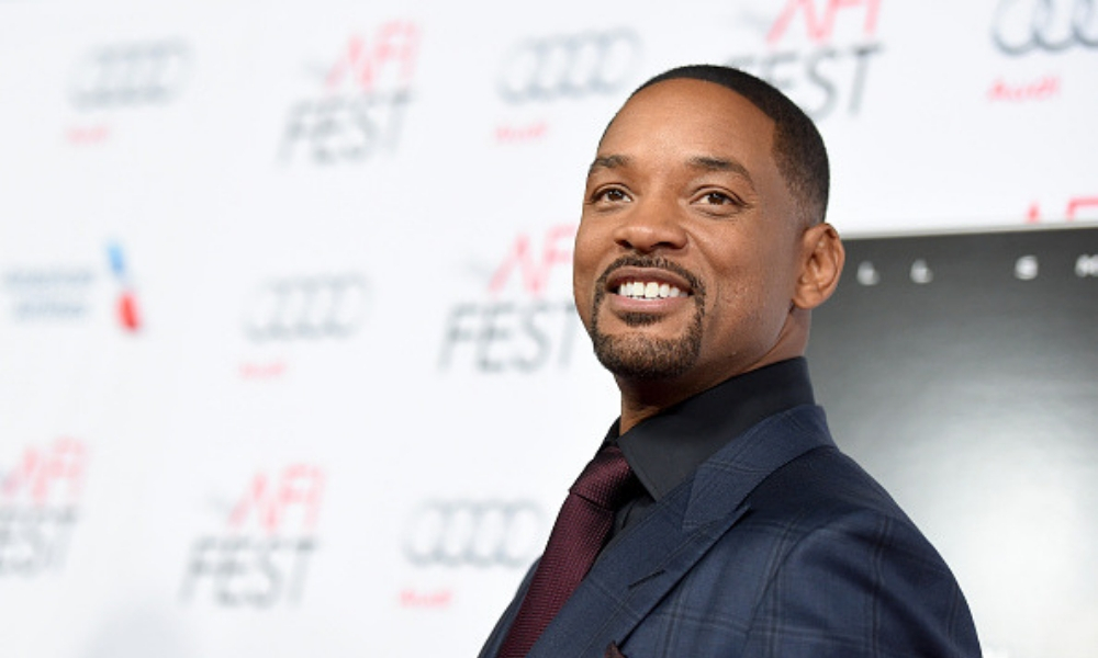 Will Smith será el padre de Serena Williams en el cine